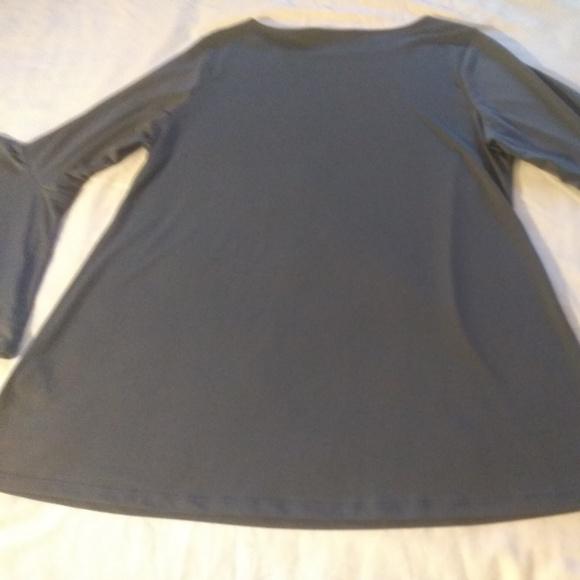 Susan Graver Tops - Susan Graver Liquid Knit Top